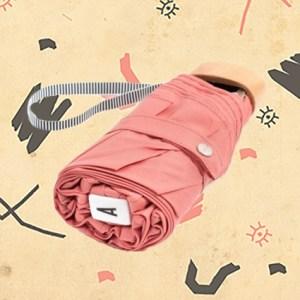 Mini parapluie rose MADELEINE. Anatole