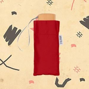 Mini parapluie rouge DAUPHINE. Anatole