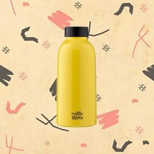 Gourde jaune Mama Wata 500ml