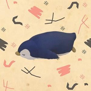 Peluche pingouin Nemu Nemu