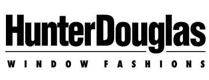 Image result for hunter douglas logo