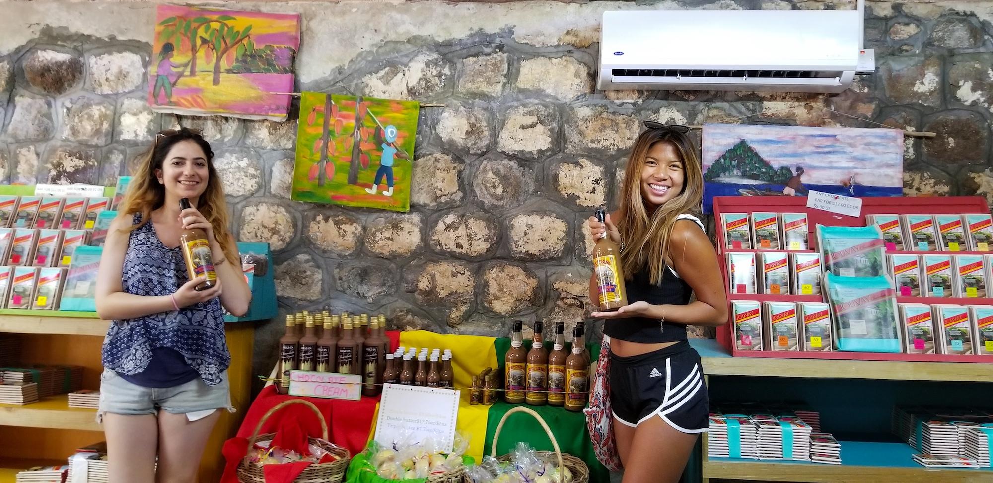 Grenada Spice Isle Spices