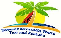 Sweet Grenada Tours Taxi Rentals Logo