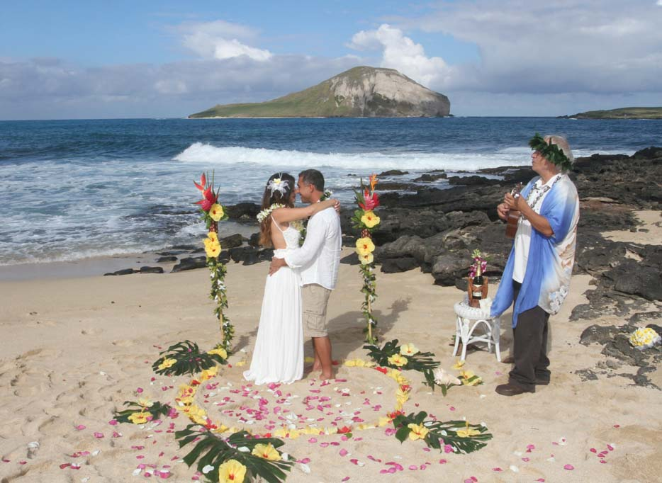 Cheap Beach Weddings California