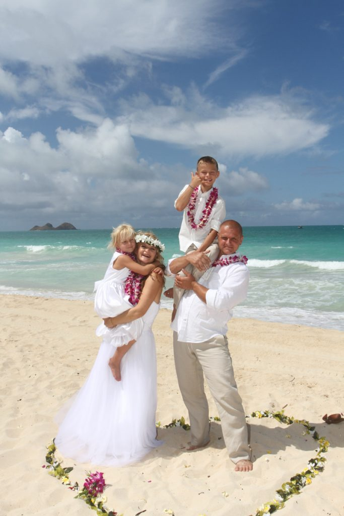 Hawaii Wedding Vow Renewal Packages Sweet Hawaii Wedding