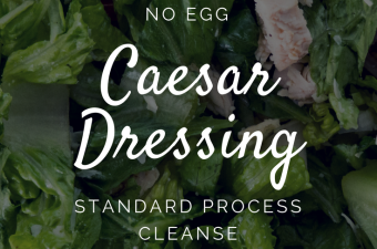 no egg caesar dressing