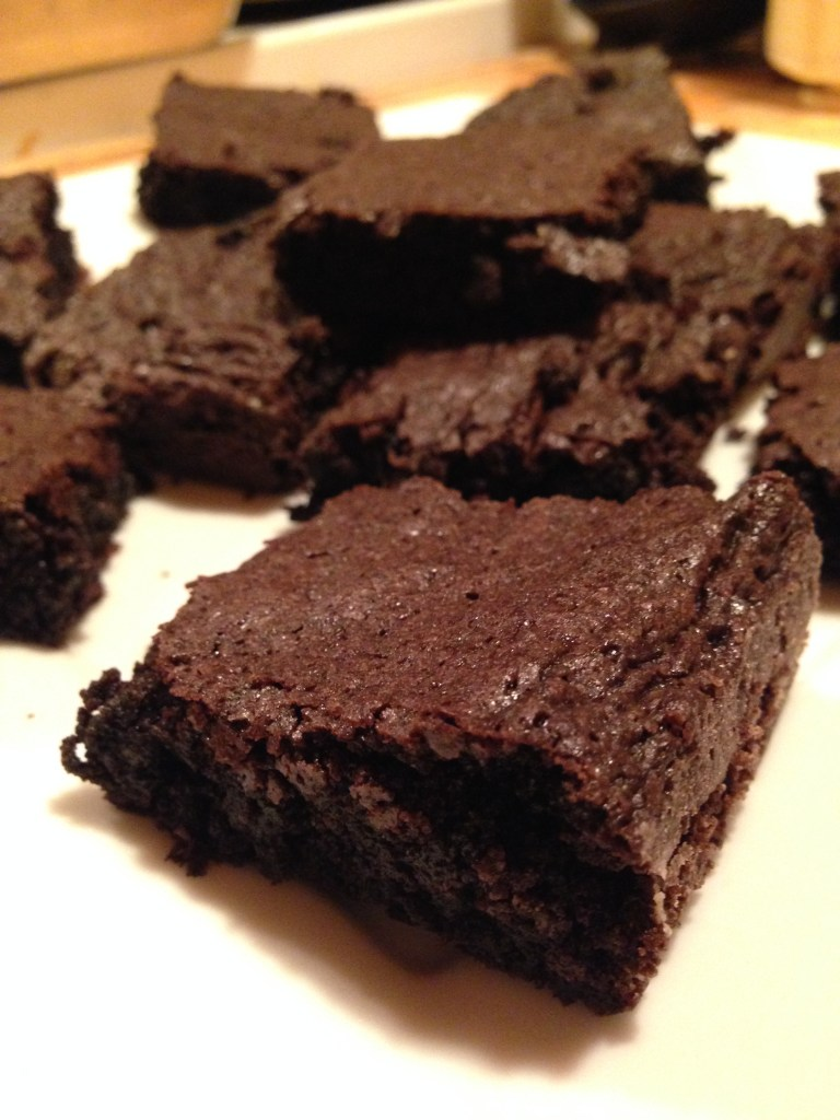 Best Dark Chocolate Brownie Recipe