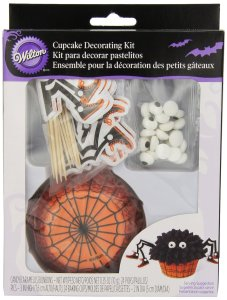 Wilton Spider Cupcake Set