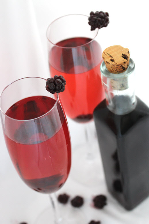 Homemade Blackberry Liquor Recipe
