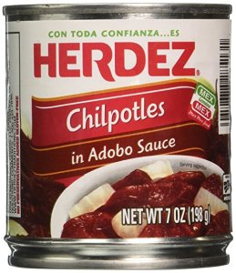 Herdez Chipotle Peppers in Adobe Sauce