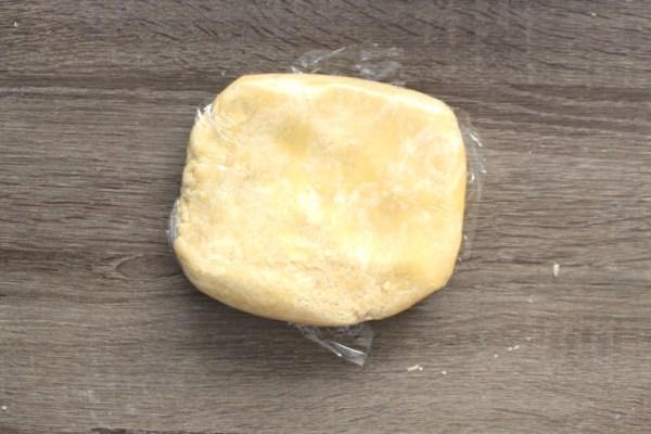 Flatten Out Pie Dough