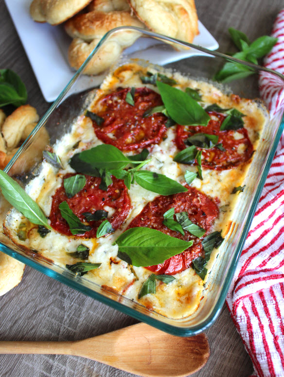 Pizza cheese dip recipe at Sweetie Pie and Cupcakes