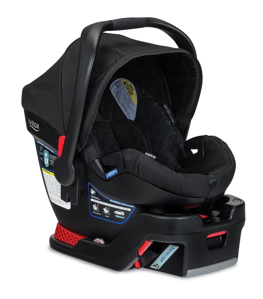 britax baby infant car seat