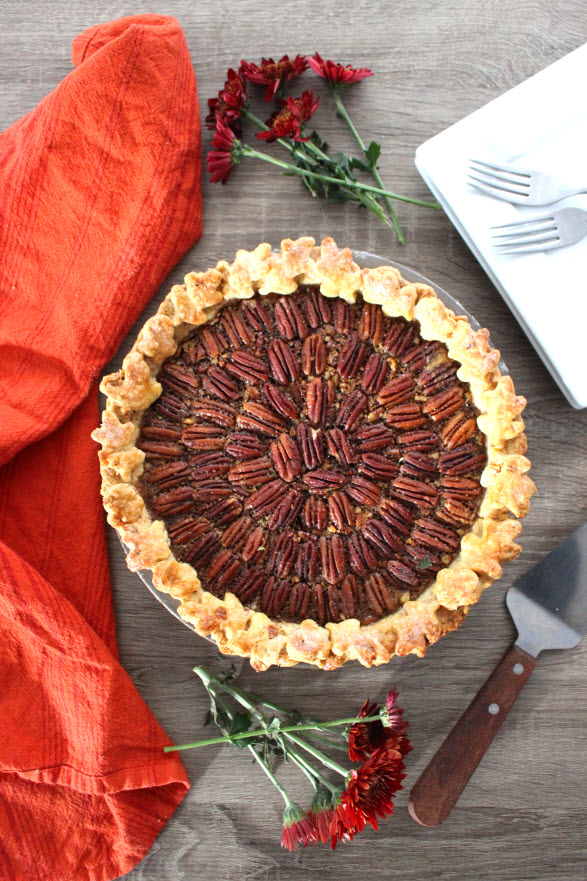 Award Winning Pecan Pie Recipe