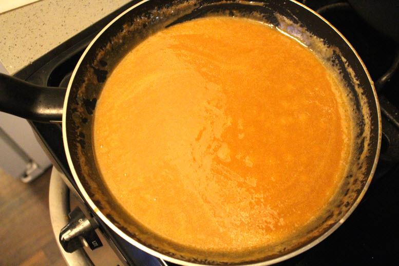 yummy homemade caramel sauce