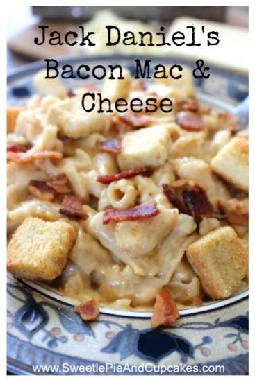 Jack Daniels Bacon Macaroni And Cheese