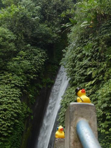 cascade Munduk