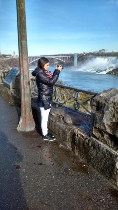 Toujours en train de prendre des photos