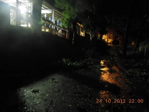 Hurricane Sandy Ocho Rios Jamaica