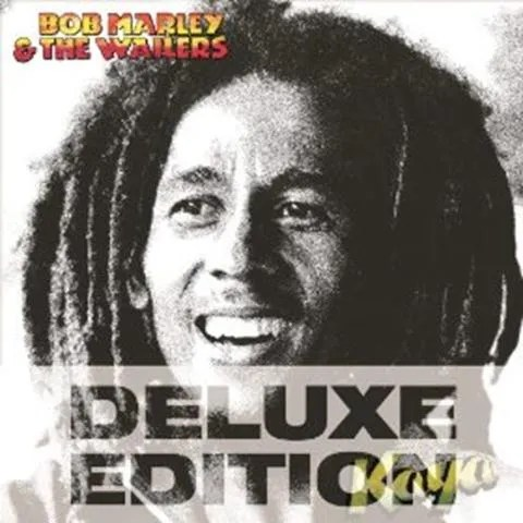 Kaya Bob Marley Deluxe Edition Album Cover
