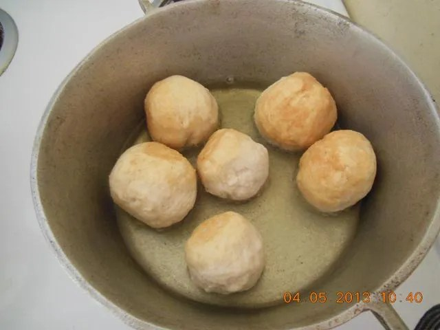 Cook Fried Dumplings