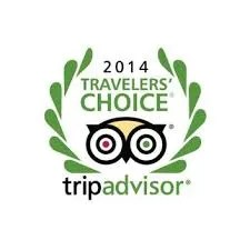 Trip Advisor Travellers Awards 2014