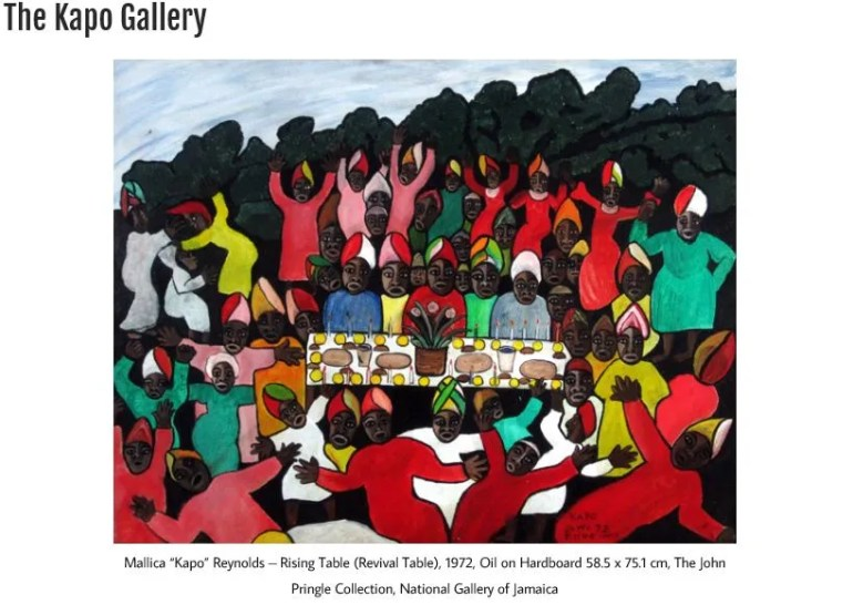 The National Gallery of Jamaica
