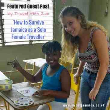 Surviving Jamaica as a Solo Female Traveller – Guest Post