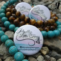 buttonitja Pretty Little Tings Mothers Day Collaboration