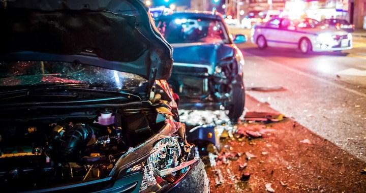 4 People Injured in Two-Car Crash on Highway 27 [FREEMAN, WA]