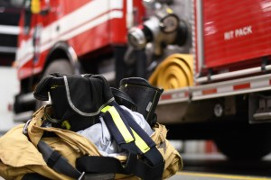 2 Hurt in Fire Truck Accident at Sumac Lane and Euclid Street [Anaheim, CA]