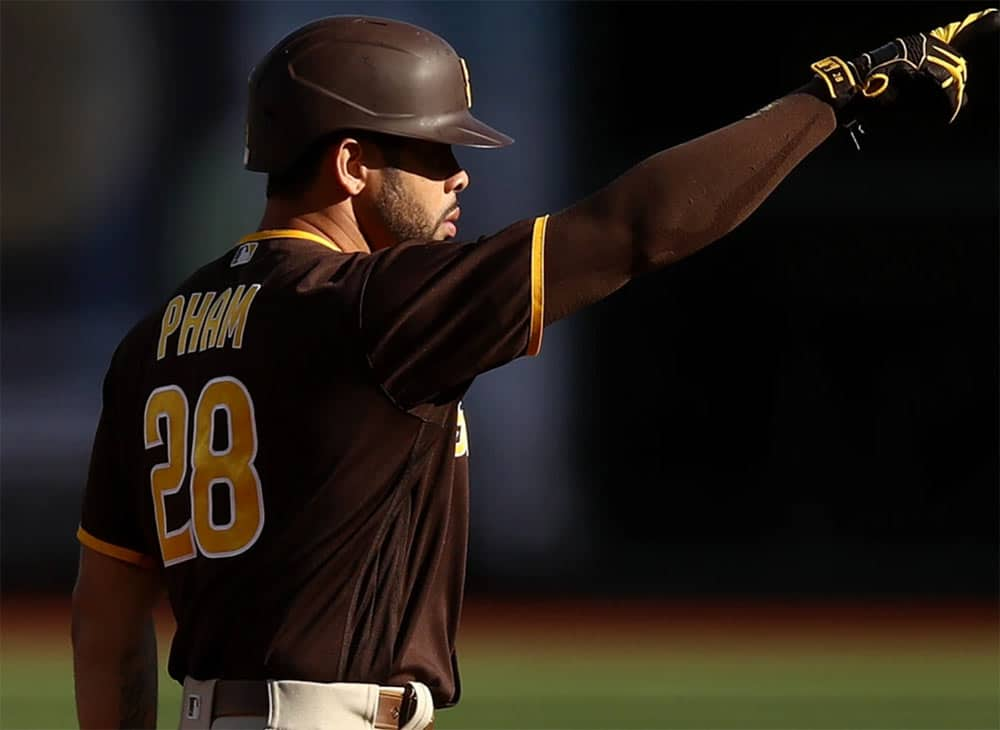 Tommy Pham, Pardres Outfielder, Hires Sweet James for his Injury Case