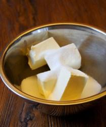 Cream cheese+sugar