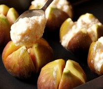 Divine filling among figs