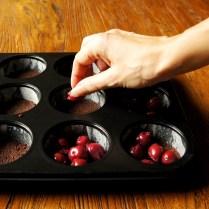 Add cherries
