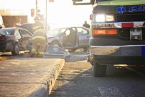 7 Hurt in Multi-Vehicle Crash on Highway 126 near Cavin Road [Fillmore, CA]