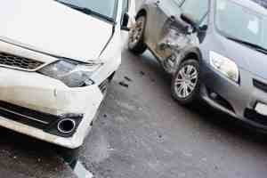 Damage Sustained in Multi-Car Accident on Porter Creek Road [Santa Rosa, CA]