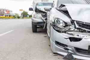 SANTA ANA, CA – 6 People Injured in Multiple Car Collision on North Flower Street in Santa Ana