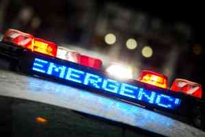 STUDIO CITY, CA - 2 Critically Injured in Crash on Highway 101 at Lankershim Boulevard