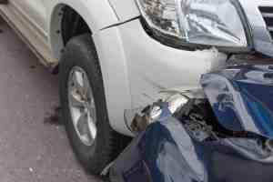 AZUSA, CA - Woman Hurt in Two-Car Crash on 210 Freeway at Azusa Avenue