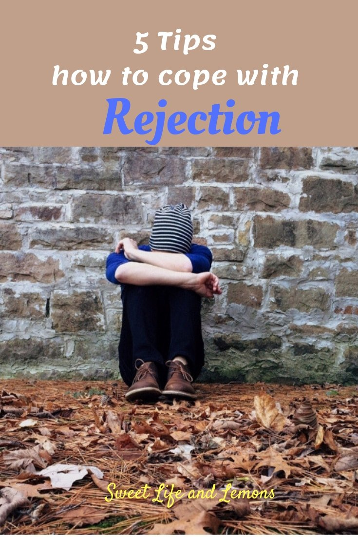 5 tips how to cope with rejection
