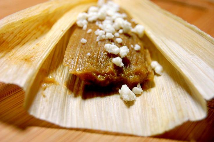 Pumpkin Pie Tamales, Sweet Life, Vianney Rodriguez