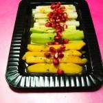 Ensalada de Jicama, Mango y Pepino