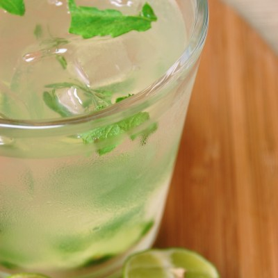 Tequila Epazote Limeade