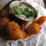 Homesick Texan Cookbook ~ Fried Shrimp