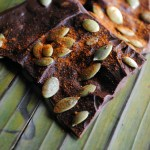 Spicy Chocolate Bark