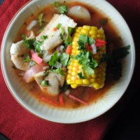 Mexican Fish Stew