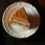 Cinnamon Cake with Cajeta Cream Cheese Frosting