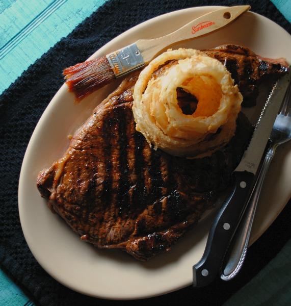 Guajillo Piloncillo Marinated Steak