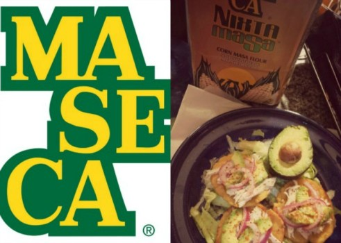 Maseca Collage